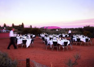 Ayers Rock Uluru Sounds of Silence Australia