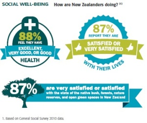 Snapshot of life in NZ_happiness