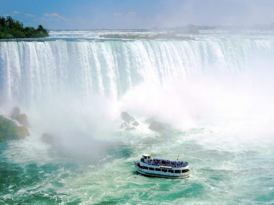 Maid of the Mist VII, Niagara Falls