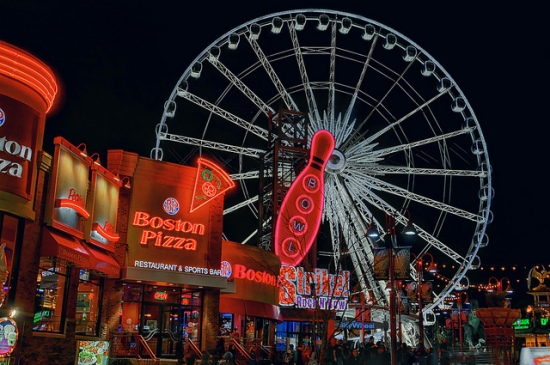 Clifton Hill, Ontario - by Gary Burke, courtesy of Flickr.com